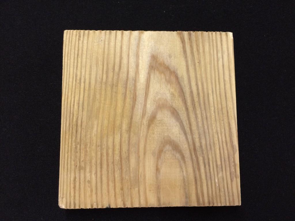 不燃化処理木材